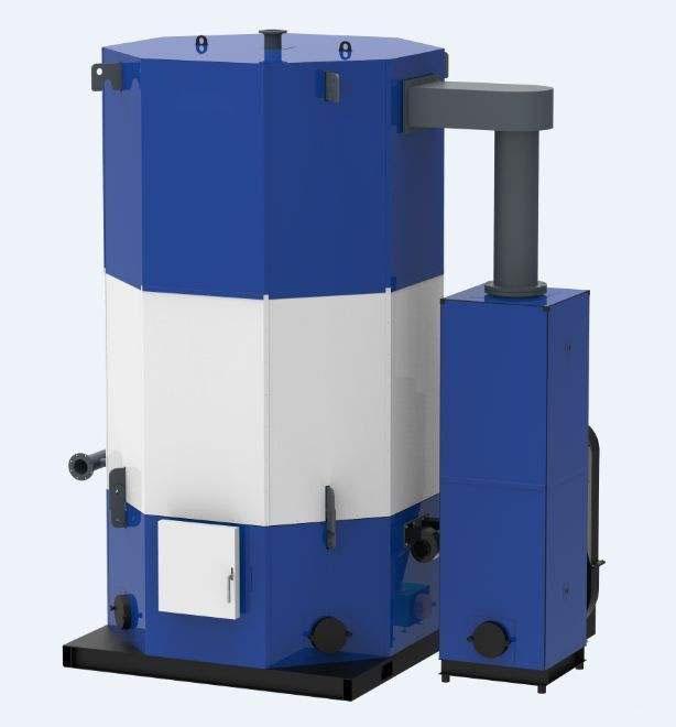生物质导热油锅炉