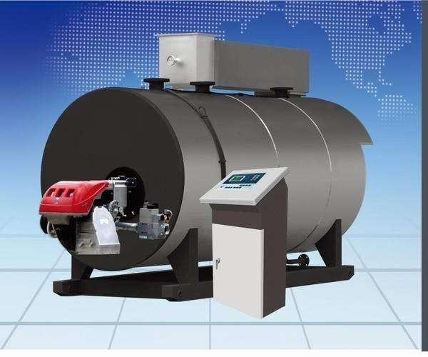 2吨导热油锅炉