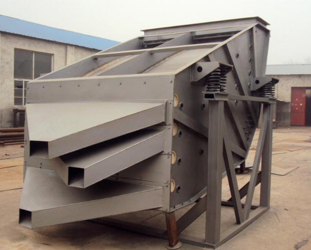 矿用GLS系列直线概率筛 大型矿山机械