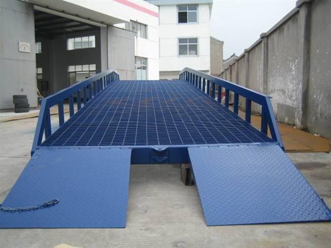 10吨移动装卸登车桥