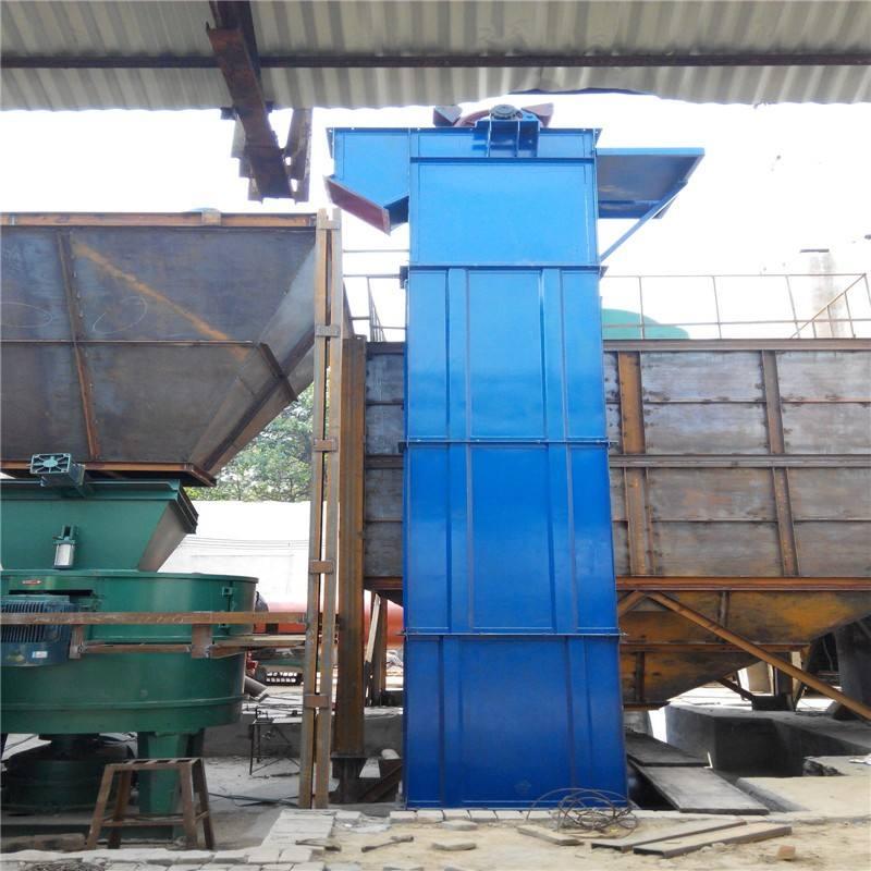 厂家供应石灰石粉垂直提升机 TB型板链斗式提升机价格 提升设备
