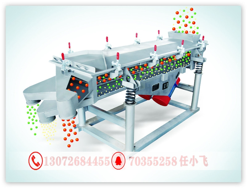 宏源专业生产振动筛分设备,厂家直销直线振动筛分机,振动电机