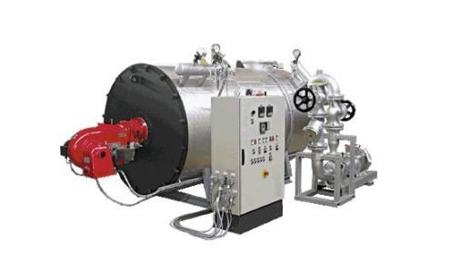 小型导热油锅炉