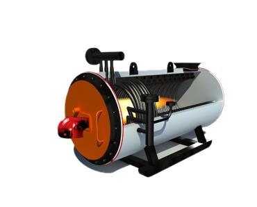 2吨天然气导热油锅炉