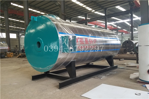 深圳6000kw燃煤导油炉价格多少银晨锅炉