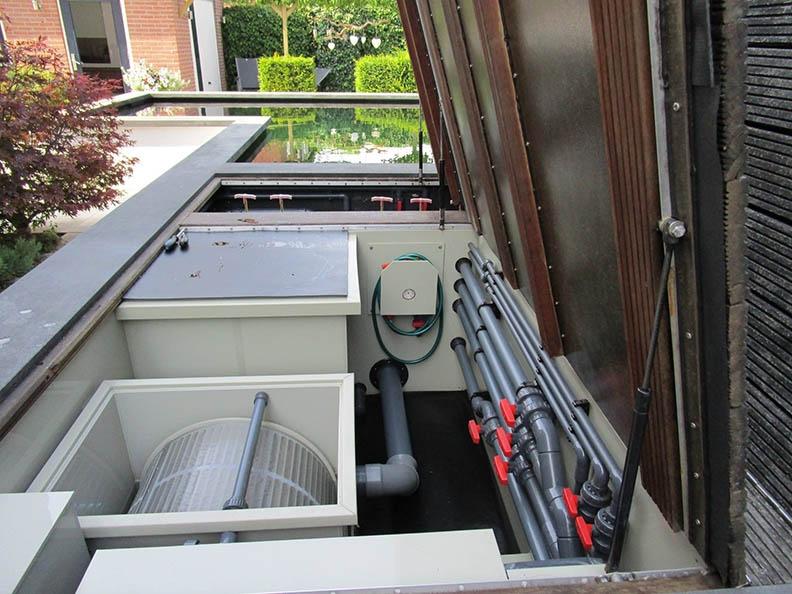 庭院景观水处理厂家丨庭院景观水池净化系统丨庭院循环水处理