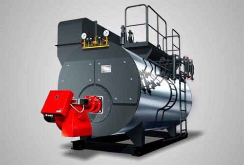 卧式燃油燃气锅炉