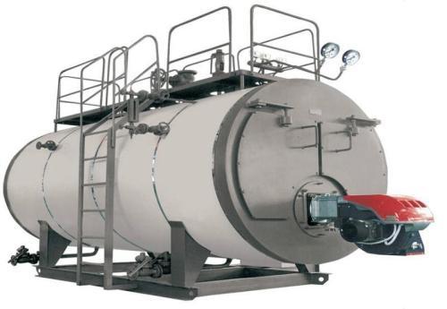 全自动燃油蒸汽锅炉