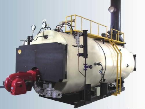冷凝式燃油蒸汽锅炉