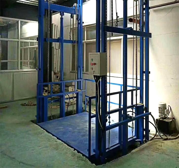 液压电梯升降平台