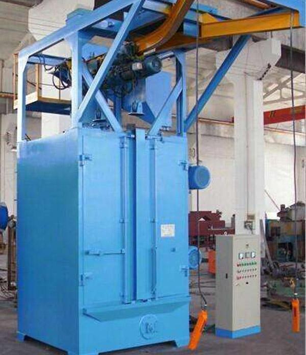 厂家低价销售Q3750大型吊钩式抛丸清理机