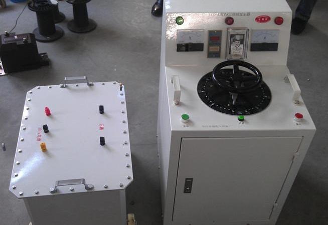 三倍频感应耐压发生器
