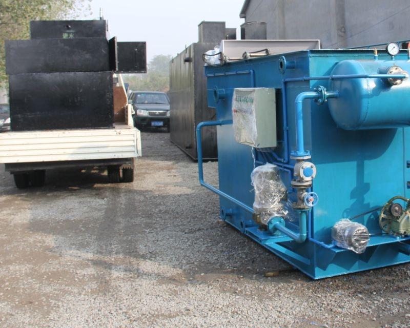 饶阳污水处理气浮设备--高效浅层气浮设备生产厂家