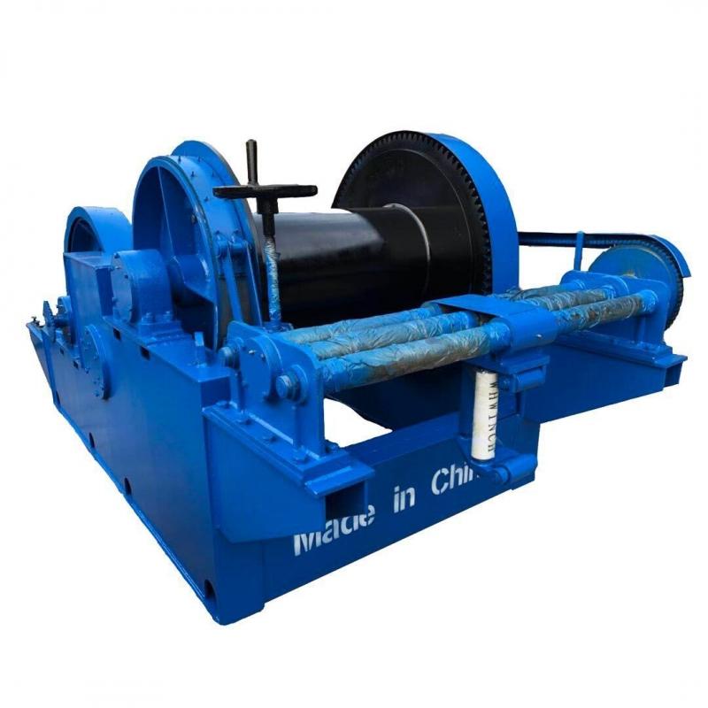 纽科伦起重机械生产厂家  电动卷扬机
