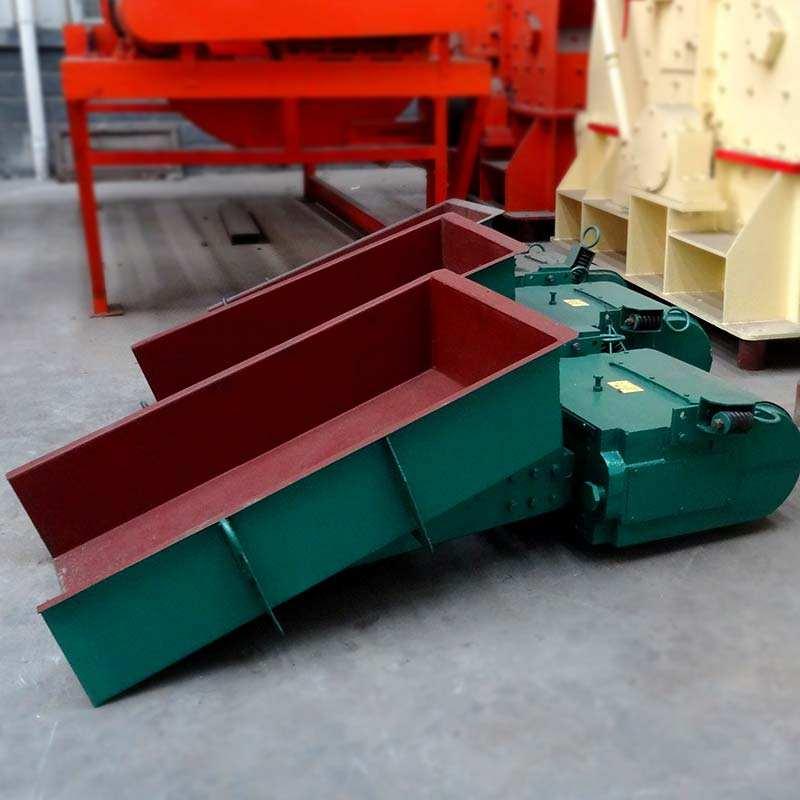 河南BW型号板式给料机-板式喂料机型号 重型板式喂料机 生产厂家