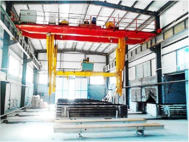 吊运混凝土用加气混凝土用定点起重机 机械生产厂家