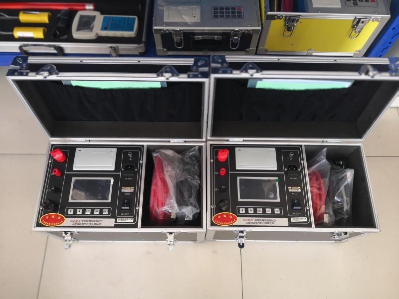 DYHL-100A回路电阻测试仪(不带打印)