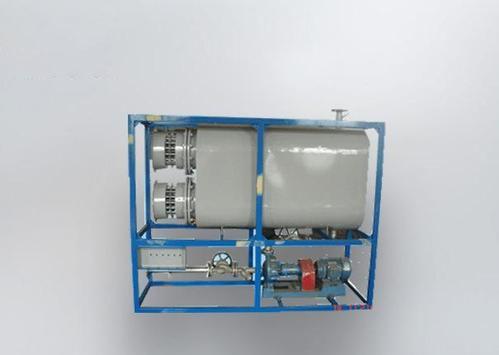 开式导热油锅炉