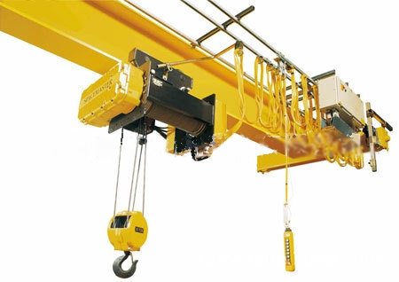 新型欧式电动葫芦单梁起重机及配件