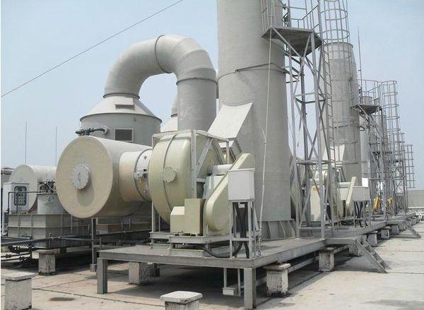 张家口印刷厂废气处理设备生产厂家  除臭除味环保设备