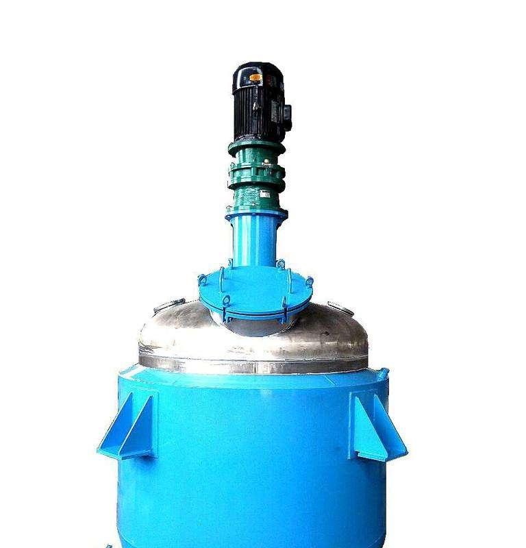 河南电加热反应釜