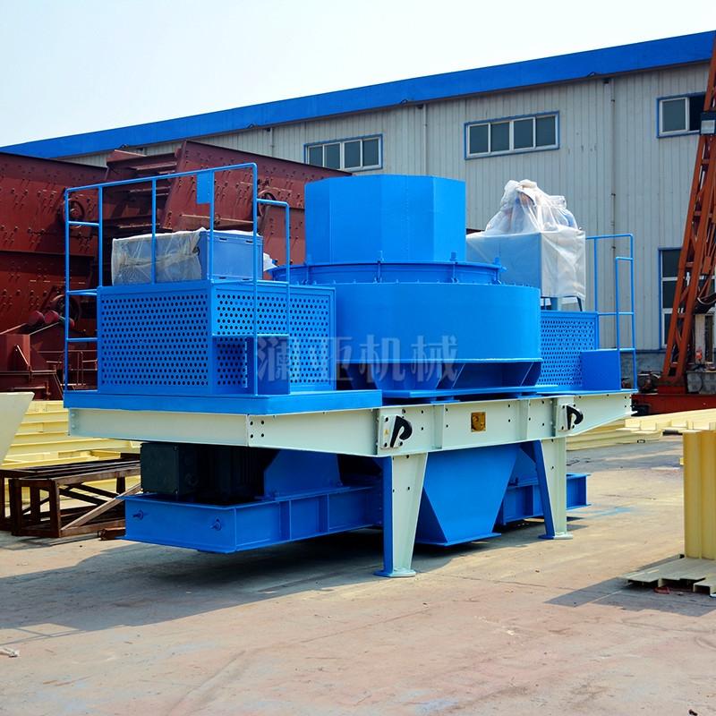 VSI8518冲击式制砂机,石料厂制砂设备,大型制沙机设备价格