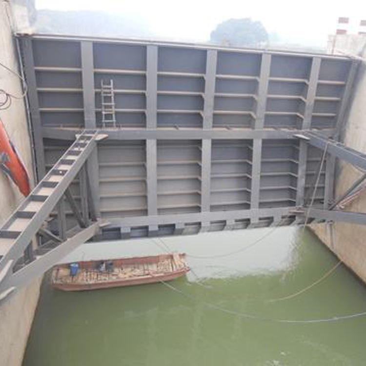 液压钢坝闸门的必要性