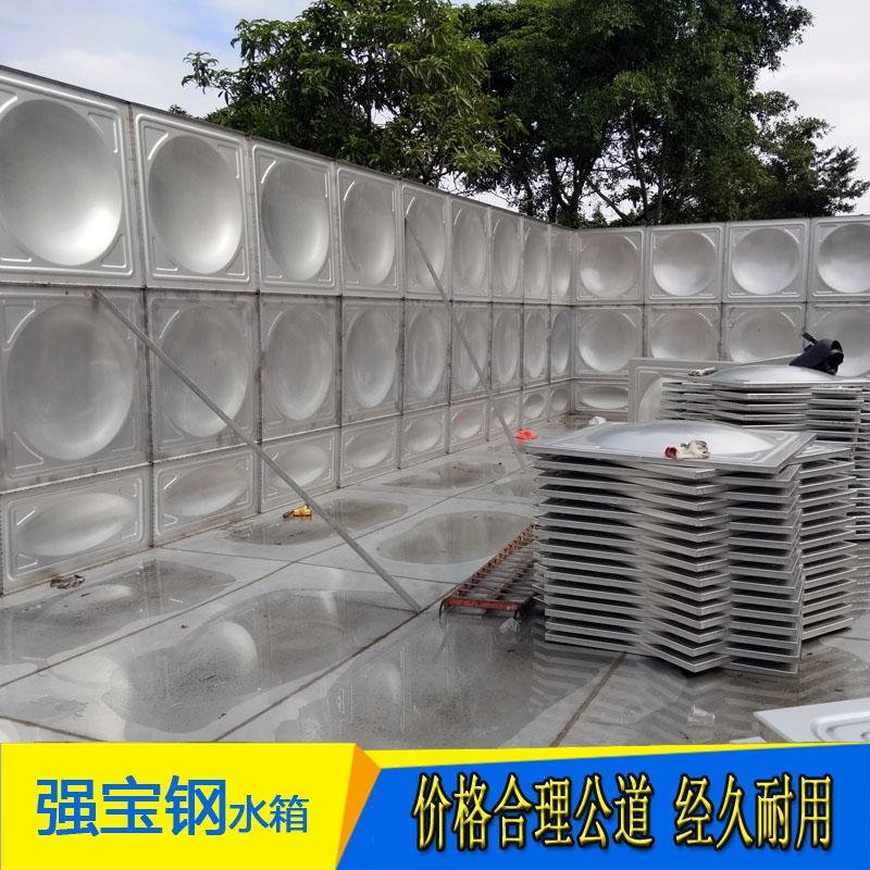 食品级2B板工业不锈钢水箱