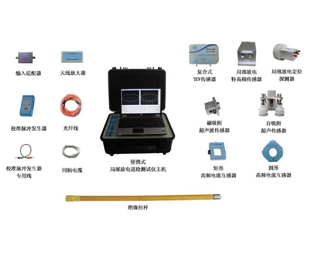 DYJF-智能局部放电检测仪