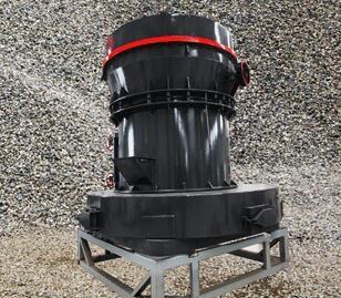 小型雷蒙磨粉机