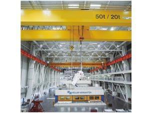 双梁起重机铸造桥式起重机械生产厂家