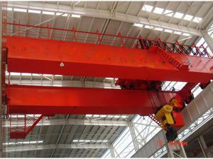 YZ双梁起重机铸造桥式起重机图片介绍