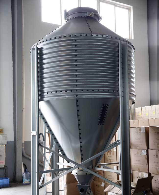 5吨玻璃钢塔