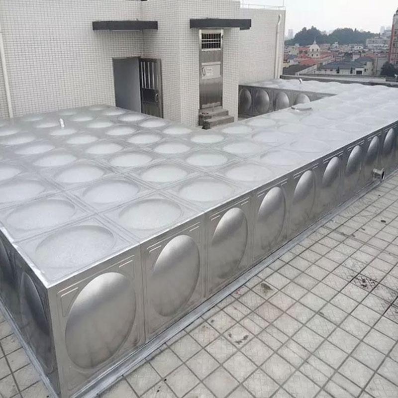 太阳能保温水箱  304不锈钢水箱
