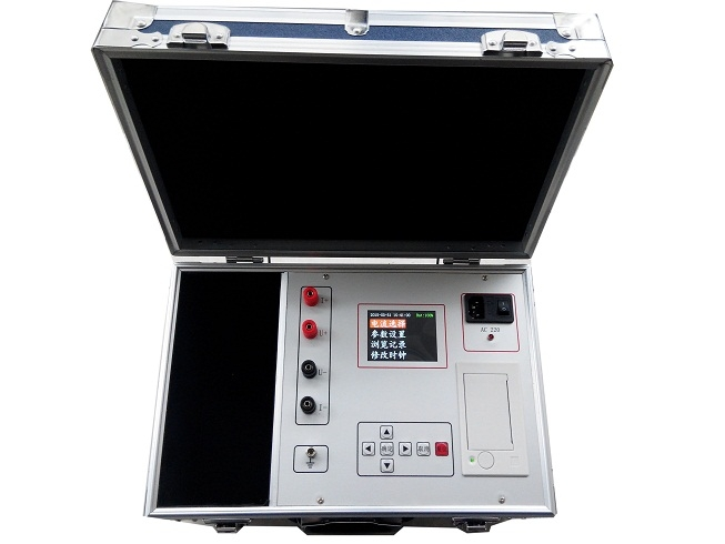 变压器直流电阻测试仪(单相10A)