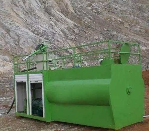 绿化喷播机