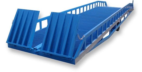 移动登车桥