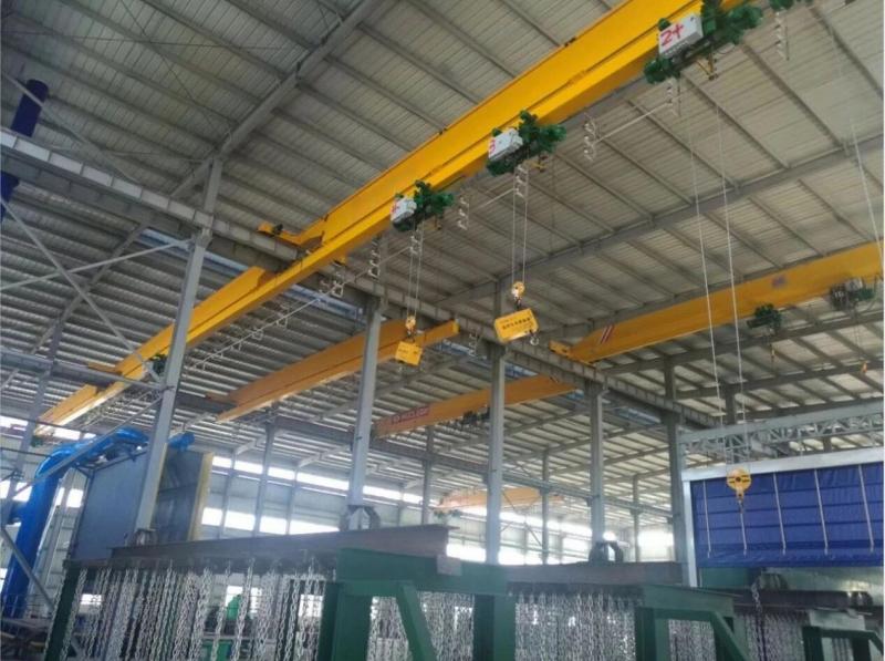 起重机 5吨镀锌用桥式起重机起重机