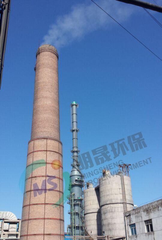 焦炉煤气脱硫效率分析及工艺选择