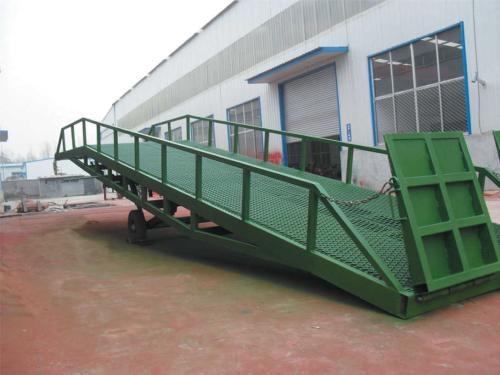 装卸式登车桥