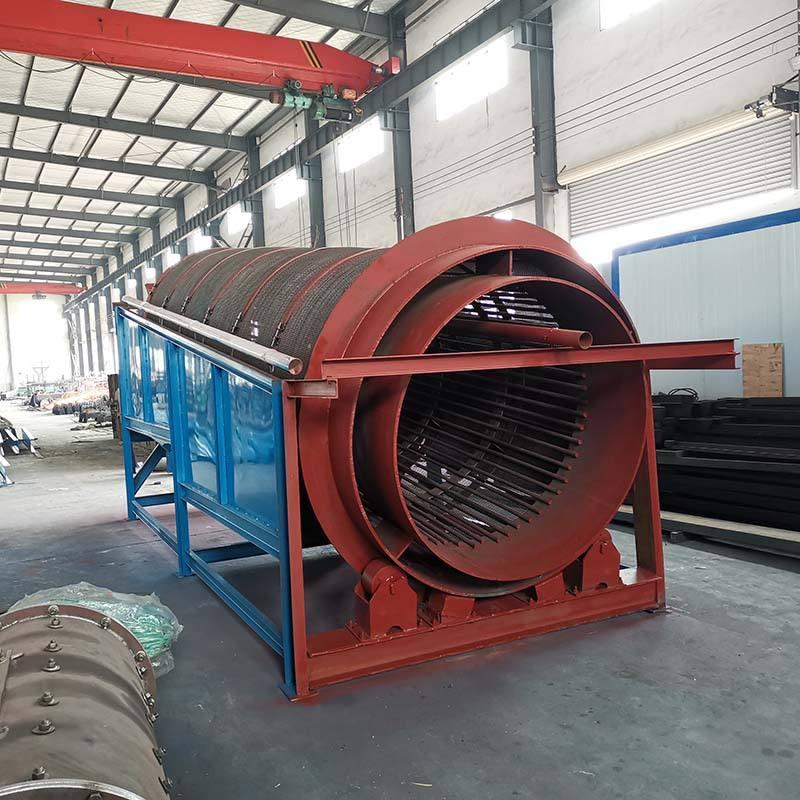 供应高效|工地沙场|煤场滚筒筛|筛分设备|大型滚筒筛|筛沙机价格