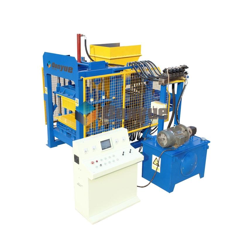 菏泽自动水泥砖机 自动水泥砖机设备    自动水泥砖机价格