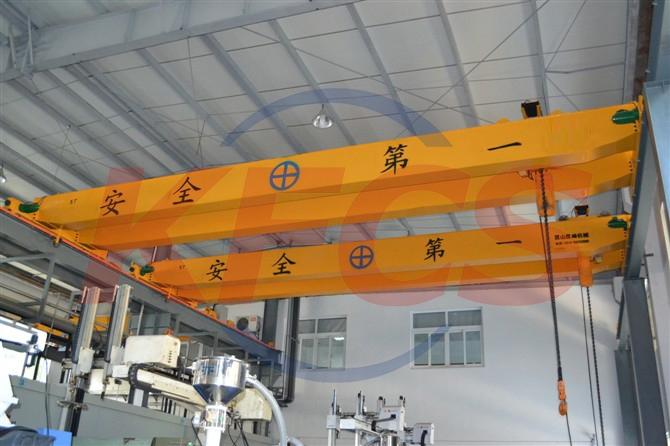 20吨双梁智能起重机报价销售