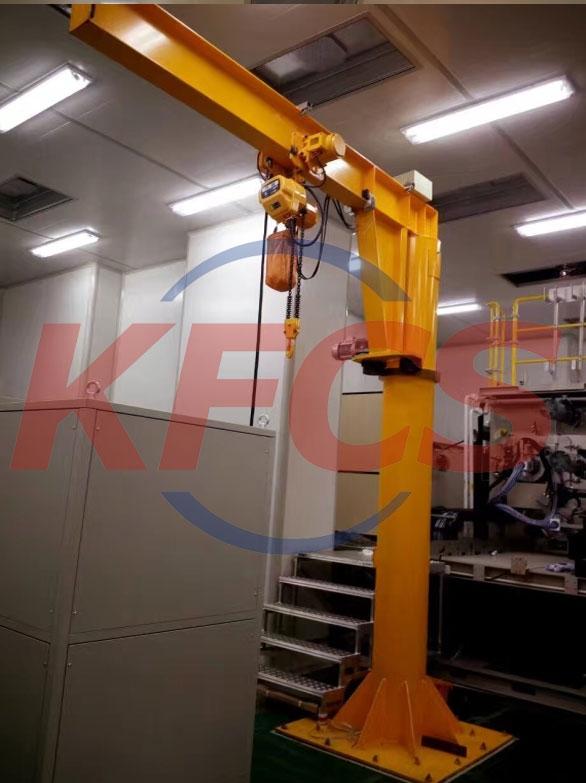 苏州立柱式平衡吊制造商