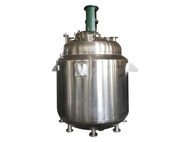 不锈钢反应釜厂家