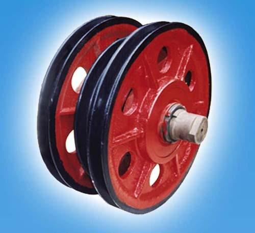 为行车配置的轧制滑轮组 起重机配件