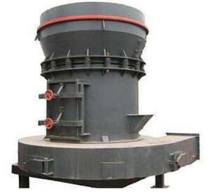 超细雷蒙磨粉机