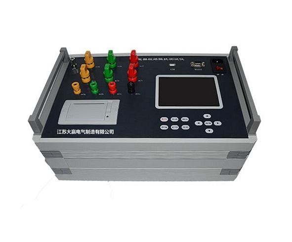 变压器短路阻抗测试仪型号