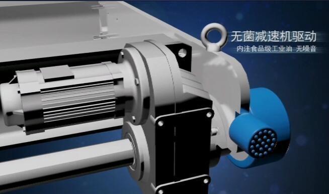 食品生产起重机 洁净式电动葫芦起重机