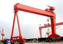 适用于石油化工行业的造船门式起重机  纽科伦起重